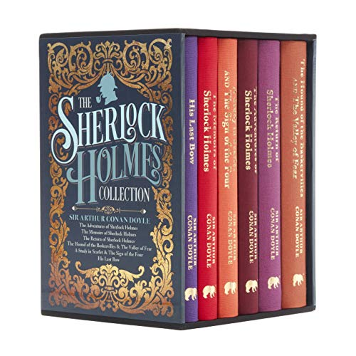 The Sherlock Holmes Collection: Slip-Cased Set: Deluxe 6-Volume Box Set Edition (Arcturus Collector's Classics, 2)