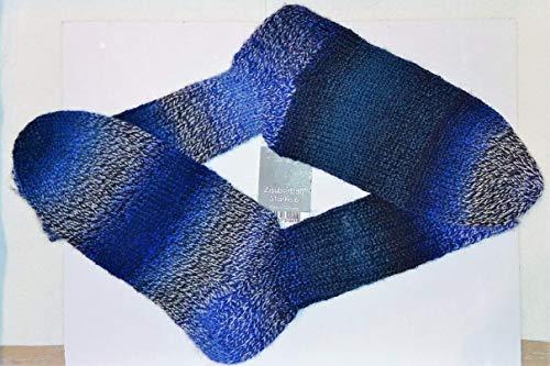 "Selbstgestrickt/Handgemacht/Socken/Wollsocken/Schoppel /\""Pause in Blau\"" / Gr36-37/38-39/40-41/42-43/44-45 / Damen/Herren/Wintersocken/Warme Socken/Socken/Strumpf"