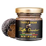 CASA TRUFFLE Black Truffle Overdose – Premium Black Truffle Paste – Gourmet Truffle Sauce for Fine Dining – Exquisite Aroma and Flavor – Gourmet Food Truffle Reduction – 30g Glass Jar