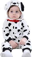 Tonwhar Baby Boy's Girl's Animal Bodysuit Infant Romper Jumpsuit Halloween Costume