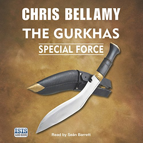 The Gurkhas: Special Force cover art
