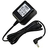 HQRP AC Adapter Compatible with Black & Decker CHV1510 90560923 UA2100108 15.6-Volt Type 1 Cyclonic Action Cordless Dustbuster Hand Vacuum Vac Charger Cord, 21V 4.0mm Diameter Charging Plug