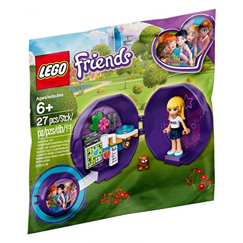 LEGO 5005236 Friends Clubhouse Polybag, Bunt