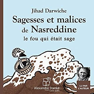 Page de couverture de Sagesses et malices de Nasreddine