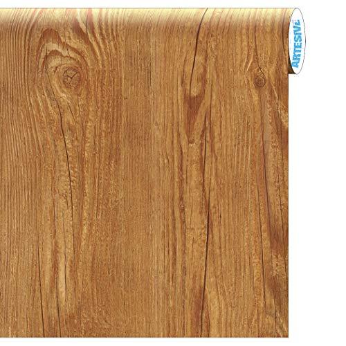Artesive WD-022 Anticato Rustico larg. 30 cm x 10 mt. Pellicola Adesiva legno