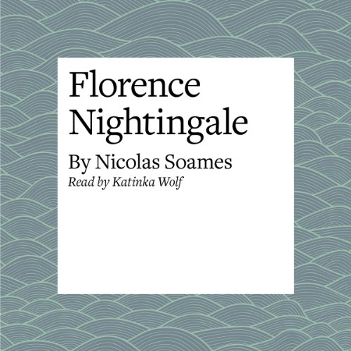 Florence Nightingale audiobook cover art