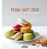 Macarons al estilo francés (Gastronomía)