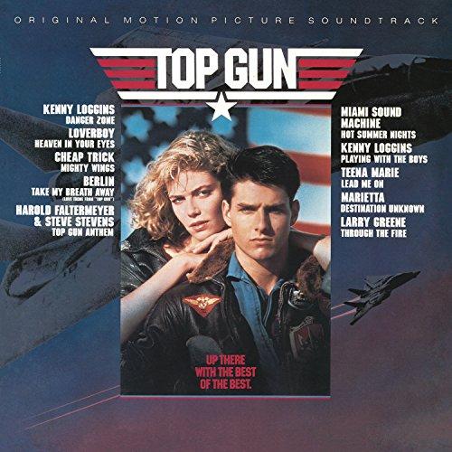 Top Gun (Original Motion Picture Soundtrack) [Disco de Vinil]