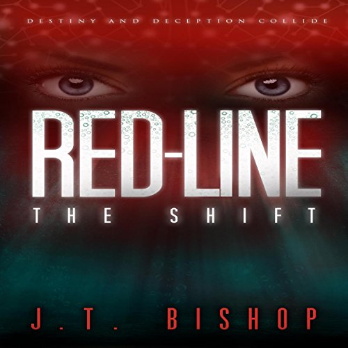 Red-Line: The Shift audiobook cover art