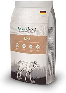 Venandi Animal Premium Trockenfutter für Katzen, Rind, getreidefrei mit viel frischem Fleisch, 1.5 kg