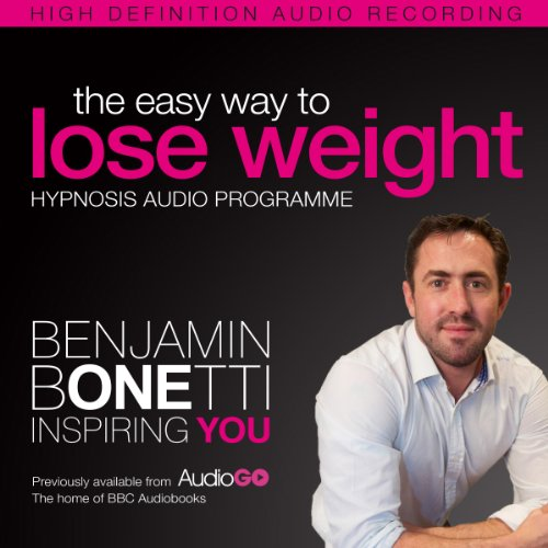 The Easy Way to Lose Weight with Hypnosis  By  cover art