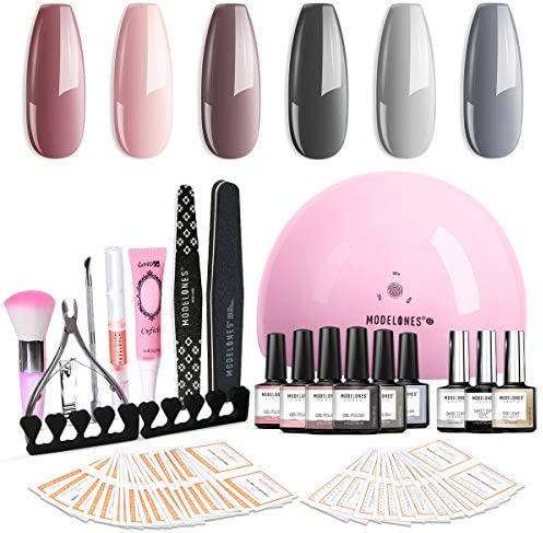 Up to 30% off on Modelones Gel Nail Kit