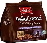 Melitta gemahlener Röstkaffee in Kaffeepads, 10x16 Pads, weiches Aroma mit feinen Noten dunkler Schokolade, Stärke 3, Selection des Jahres 2020