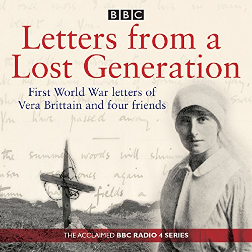 Letters from a Lost Generation audiobook cover art