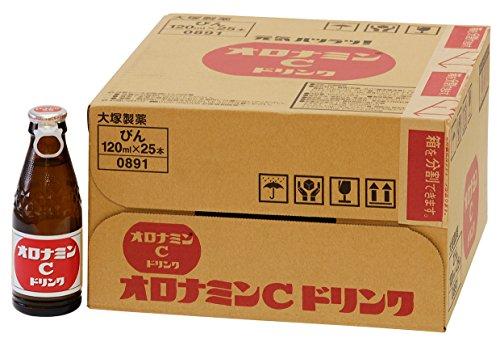 大塚製薬 オロナミンC ドリンク 120ml×25本