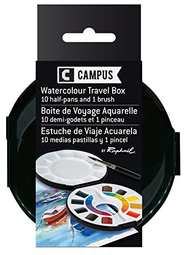 Sennelier Watercolor - Raphael Travel Set