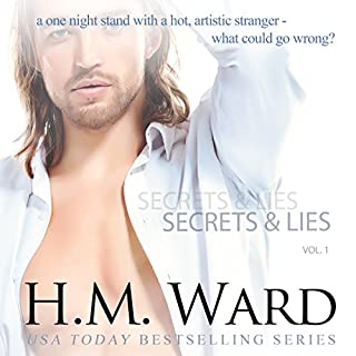 Secrets & Lies audiobook cover art