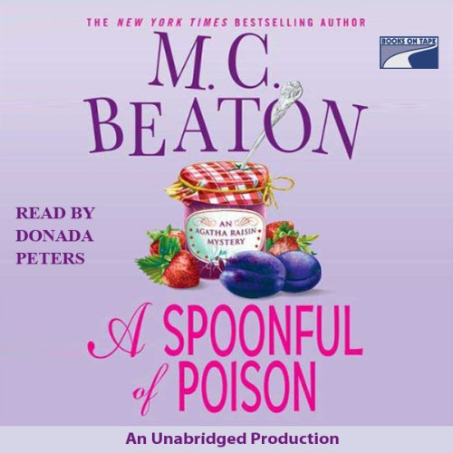 Bargain Audio Book - A Spoonful of Poison