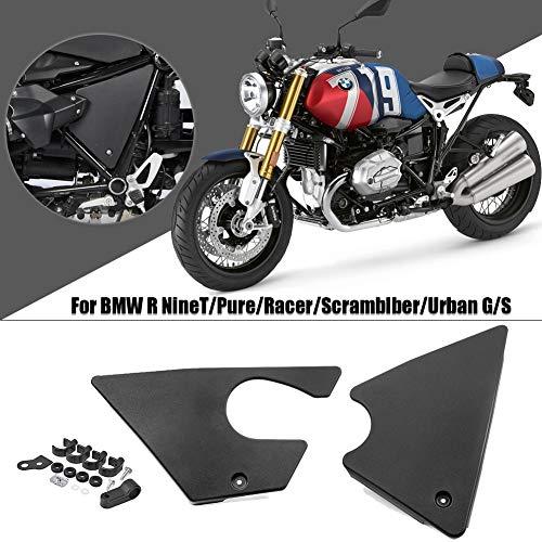 FATExpress Motorrad ABS Kunststoff Airbox Rahmenabdeckungsschutz für R9T R Nine T NineT Pure Racer Scrambler Urban G S Zubehör 2016 2017 2018 2019