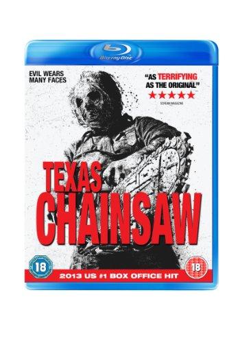 Texas Chainsaw [Edizione: Regno Unito] [Reino Unido] [Blu-ray]