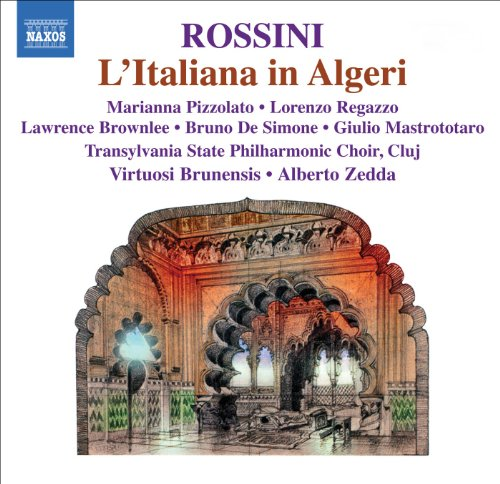 L'Italiana in Algeri (The Italian Girl in Algiers): Act II Scene 3: Recitativo: Qual disdetta e la mia! Onor e patria (Isabella, Lindoro)