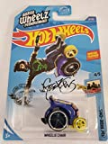 Hot Wheels 2020 HW Ride-Ons Aaron Wheelz Fotheringham Wheelie Chair 22/250, Blue