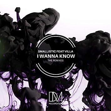 I Wanna Know (Remixes)