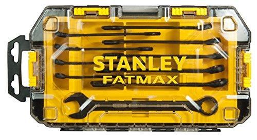STANLEY FATMAX FMHT0-74717 Set 10 pz chiavi combinate in Tough Box