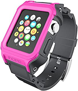 Incipio Carrying Case for Apple Watch 42MM - Retail Packaging - Pink/Gray