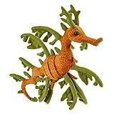 Zappi Co Peluche de dragón de mar de Peluche Suave para niños de (35...