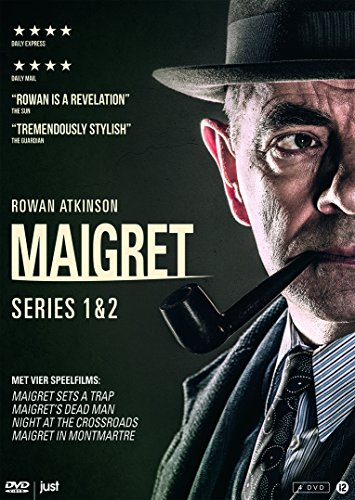Maigret - The Complete Collection - Series 1 + 2