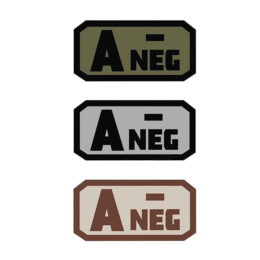 Fox Outdoor Products A Neg Medical & Morale Patches
