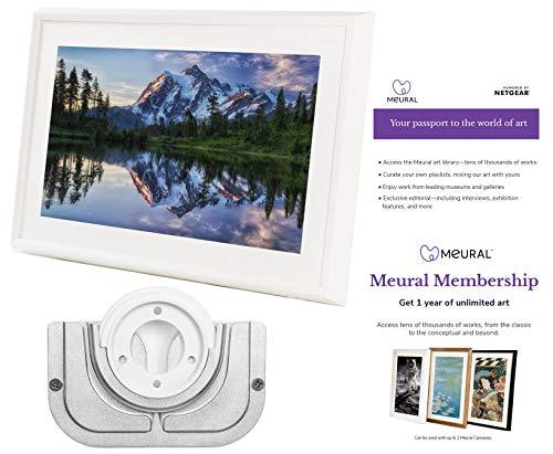 Meural Canvas - Smart Digital Photo Frame - Art...