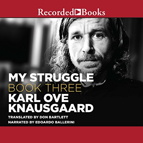 My Struggle, Book 3 audiobook cover art