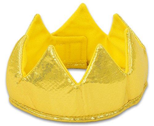 Betzold Krone Kindergeburtstag - Kinder Kinderkrone Geburtstagskind Kostüme Kindergarten Krippe Kita Kinderladen Feste Geburtstagsparty Fasching Karneval Kinderkarnevalskostüm