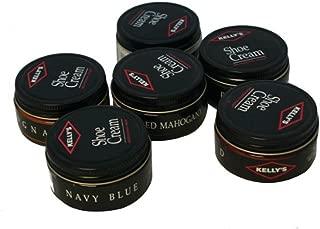 Kelly's Shoe Cream 1.5 Oz (Medium Brown)