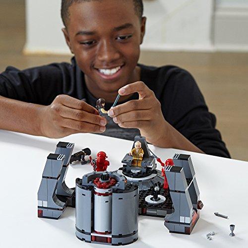 La Salle du Trône de Snoke LEGO Star Wars 75216 - 492 Pièces - 4