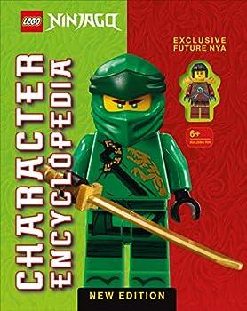 LEGO NINJAGO Character Encyclopedia New Edition  With Exclusive Future Nya LEGO Minifigure