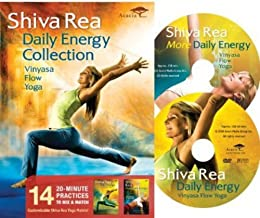 Best shiva rea yoga dvd Reviews