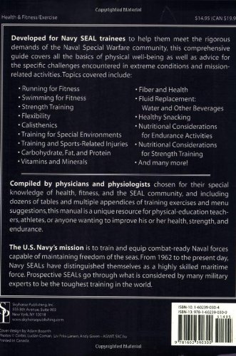 fitness nutrition The U.S. Navy SEAL Guide to Fitness and Nutrition (US Army Survival)