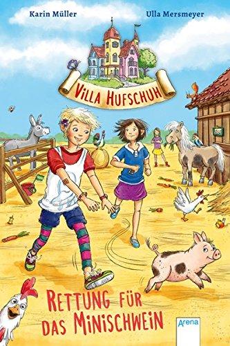 Villa Hufschuh (2). Rettung für das Minischwein