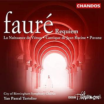 Fauré: Requiem & La Naissance de Vénus