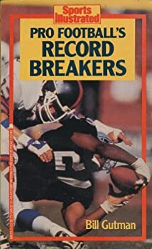 Football Record Breakers 0671686232 Book Cover