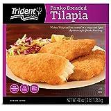 Evaxo Trident Seafoods Panko Breaded Tilapia, 3 lb .#B
