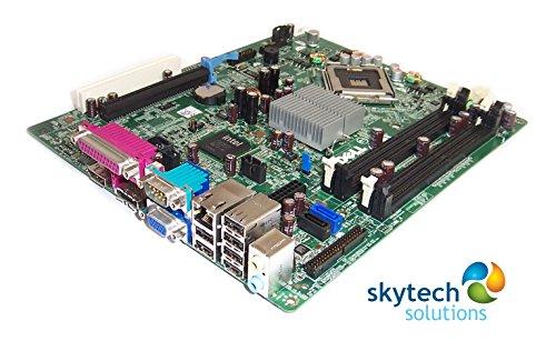Mainboard Motherboard Dell OptiPlex 760SFF DDR2Sockel 7750F733d M863N t673K