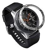 Ringke Bezel Styling Kompatibel mit Galaxy Watch Hülle [46mm] Lünette Schutz Ring Kratzfest [Edelstahl] GW-46-44