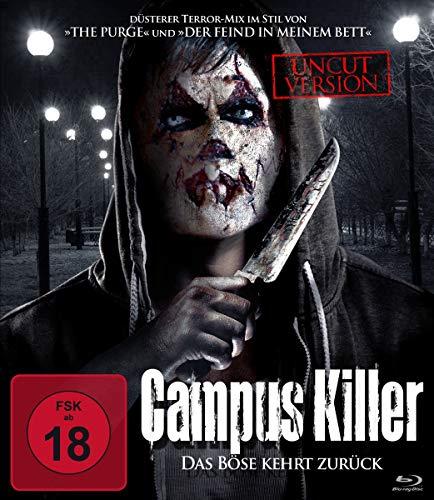 Campus Killer - Das Böse kehrt zurück [Blu-ray]