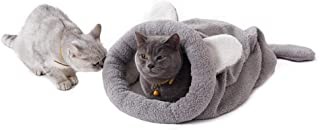 Laishutin Cama del Animal Doméstico Suministros para Mascotas Cat Litter Kennel Cat Sleeping Bag Cat House Uso en Interior...