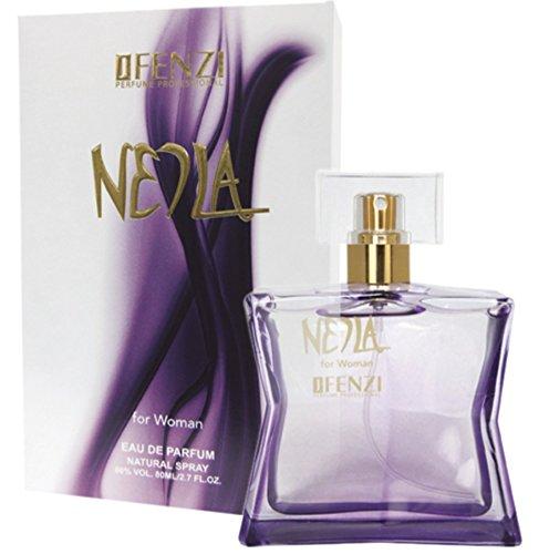 NEILA Damen Eau de Parfum 80 ml FENZI
