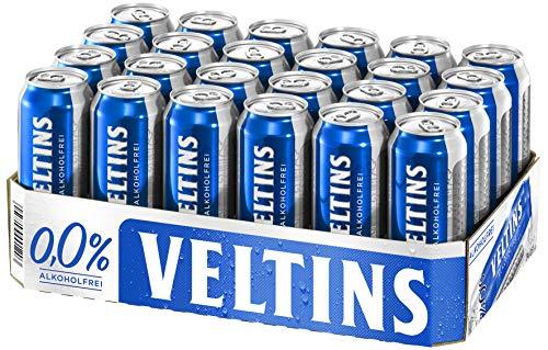 VELTINS Alkoholfrei 0,0 %, EINWEG (24 x 0.5 l Dose)
